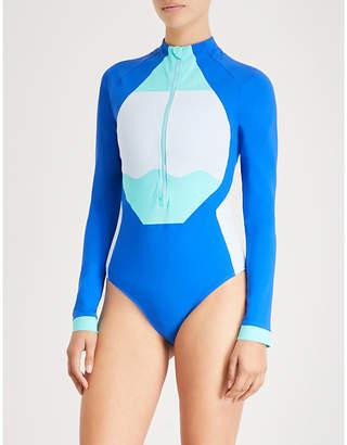 Triton LNDR rashguard swimsuit
