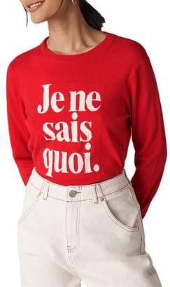 Whistles Je Ne Sais Quoi Sweater
