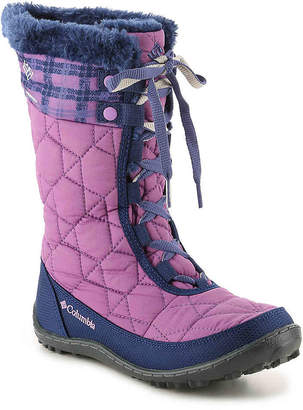 Columbia MINX MID II Youth Snow Boot - Girl's