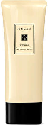 Jo Malone Lime Basil & Mandarin Exfoliating Shower Gel, 200ml - Colorless