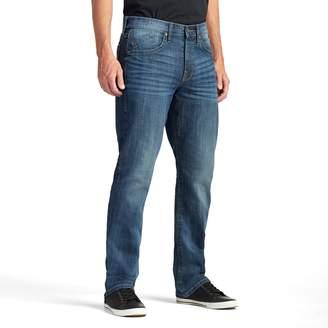 Rock & Republic Men's Blue Streak Stretch Straight-Leg Jeans