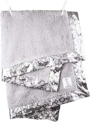 Little Giraffe Chenille Lustre Matrix Blanket