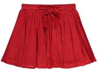 Sale - Opera Cotton Crepe Skirt - Louis Louise