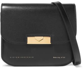 Victoria Beckham Eva Leather Shoulder Bag - Black