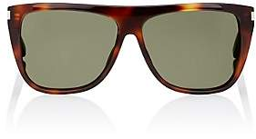 Saint Laurent Women's SL 1 Sunglasses - Havana & Green