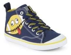 Geox Little Boy's & Boy's B Kiwi High-Top Sneakers