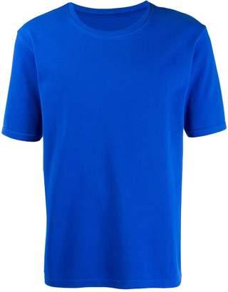 Issey Miyake Homme Plissé classic brand T-shirt