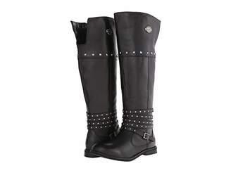 Harley-Davidson Keely Women's Zip Boots