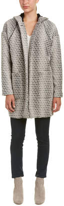 Stevie May Paddington Gone South Wool-Blend Coat