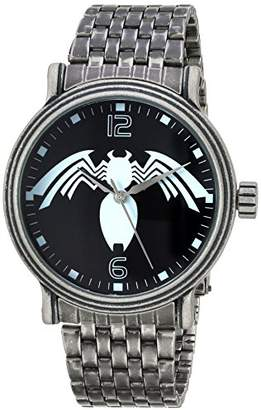 Marvel Men's Spider-Man' Quartz Metal and Stainless Steel Casual Watch