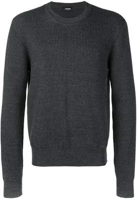 DSQUARED2 ribbed jumper