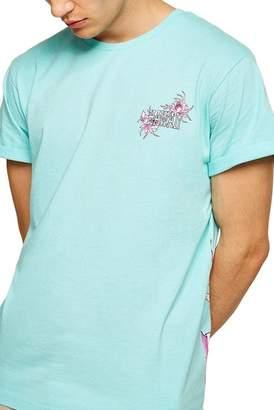 Topman Hawaii Graphic T-Shirt