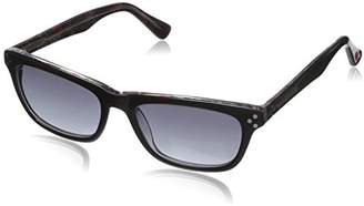 Betsey Johnson Women's Olivia Square Sunglasses