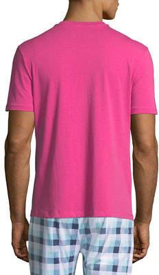 Psycho Bunny Men's Bright V-Neck T-Shirt