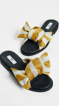Miista Valerie Bow Sandals