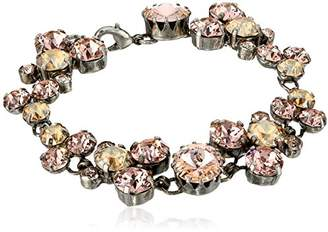 Sorrelli Well-Rounded Line Bracelet
