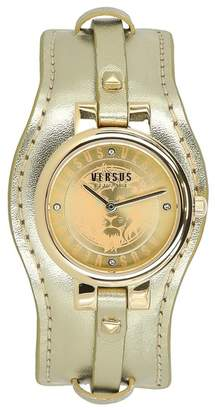 Versace Women's Berlin Swarovski Crystal Accent Analog Quartz Watch, 30mm