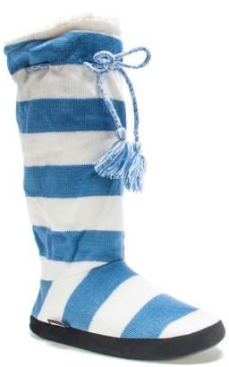 Muk Luks Game Day Women's Tall Slippers