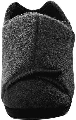 d68984a7fa82 Silverts Disabled Elderly Needs Mens Extra Extra Wide Slippers - Swollen  Feet - Diabetic
