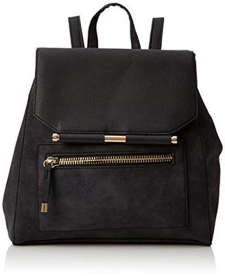 0d64a661795 at Amazon.co.uk · New Look Womens Eleanor Metal Bar Backpack
