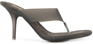 Yeezy Season 8 thong sandals