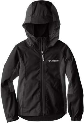 Columbia Little Boys' Splashflash II Hooded Softshell Jacket
