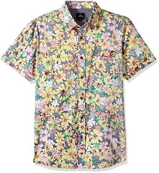 Rip Curl Men's Resort Short Sleeve Shirt