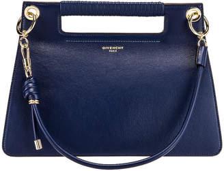 Givenchy Contrast Medium Whip Bag in Royal Blue | FWRD
