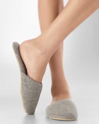 Arlotta Cashmere Slipper Grey