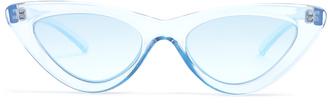 LE SPECS X Adam Selman The Last Lolita sunglasses $77 thestylecure.com
