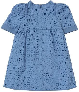 Chloé Eyelet Cotton Lace Dress