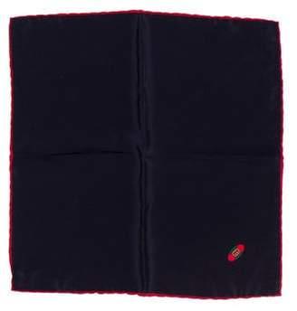 Gucci Silk Pocket Square