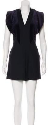 CNC Costume National Wool Mini Dress