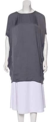 Armani Exchange Oversize Sleeveless Top