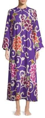Natori Kimono Lounge Dress