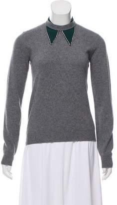 No.21 No. 21 Long Sleeve Knit Sweater