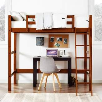 LOFT Your Zone Collection Twin Wood Bed, Multiple Colors