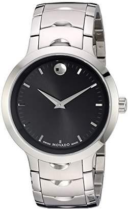 Movado Men's Swiss Quartz Stainless Steel Watch