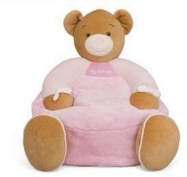 Kaloo Maxi Girl Velvet Bear Sofa