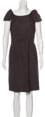 Marc by Marc Jacobs Wool Knee-Length Dress