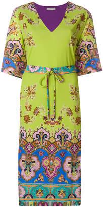 Etro loose fit dress
