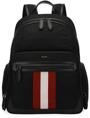 Bally Chapmay Canvas Backpack