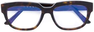 Marni Eyewear square shaped glasses