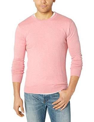 Scotch & Soda Men's Cotton-Cashmere Sweater,XXL