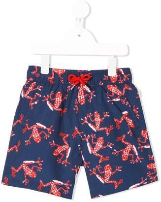 Paul Smith frog print swim shorts