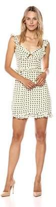 For Love & Lemons Women's Sweetheart Mini Dress