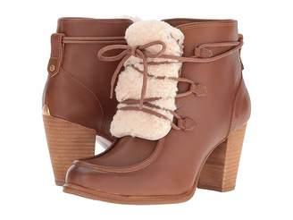 UGG Analise Exposed Fur High Heels
