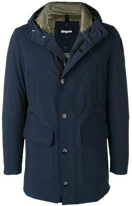 Blauer padded duffle coat
