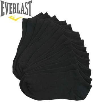 Everlast Men's No Show Athletic Ankle Socks (Pack of 7,14 or 21 pairs)