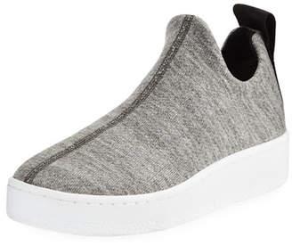 Rag & Bone Orion Knit Terry Slip-On Platform Sneakers